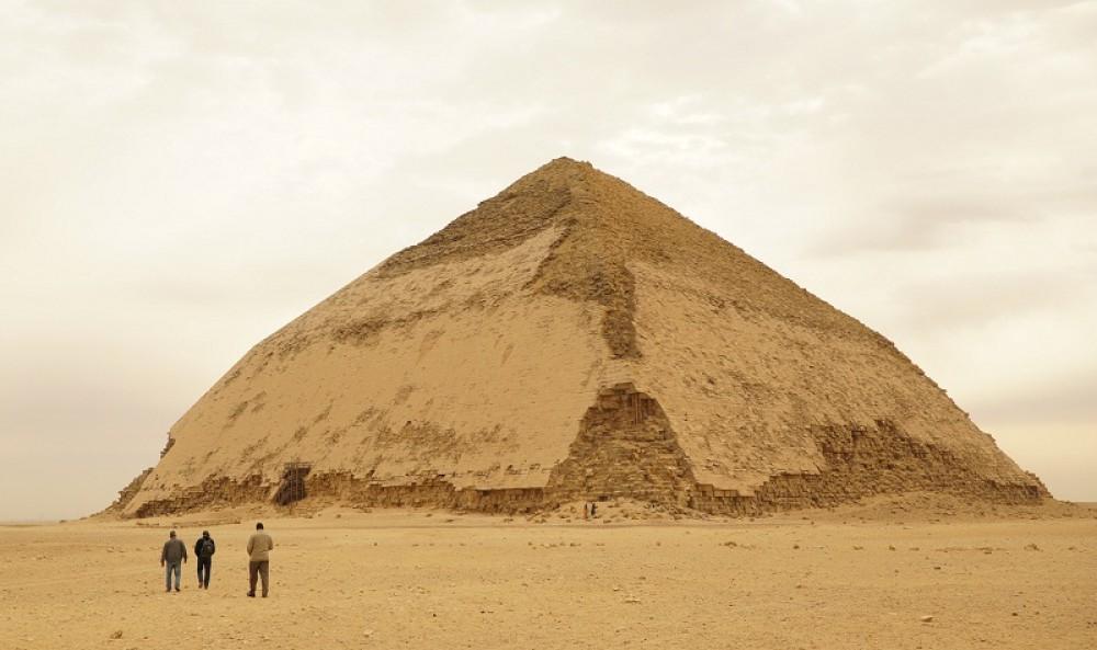 Для туристов в Египте открыли еще одну пирамиду