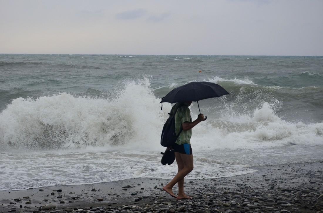 Эксперты: плохая погода на курортах Краснодарского края почти не повлияла на спрос туристов