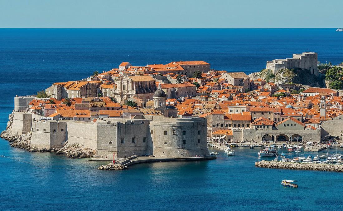 Анализ соцсетей: Дубровник и Сплит - самые популярные достопримечательности Хорватии