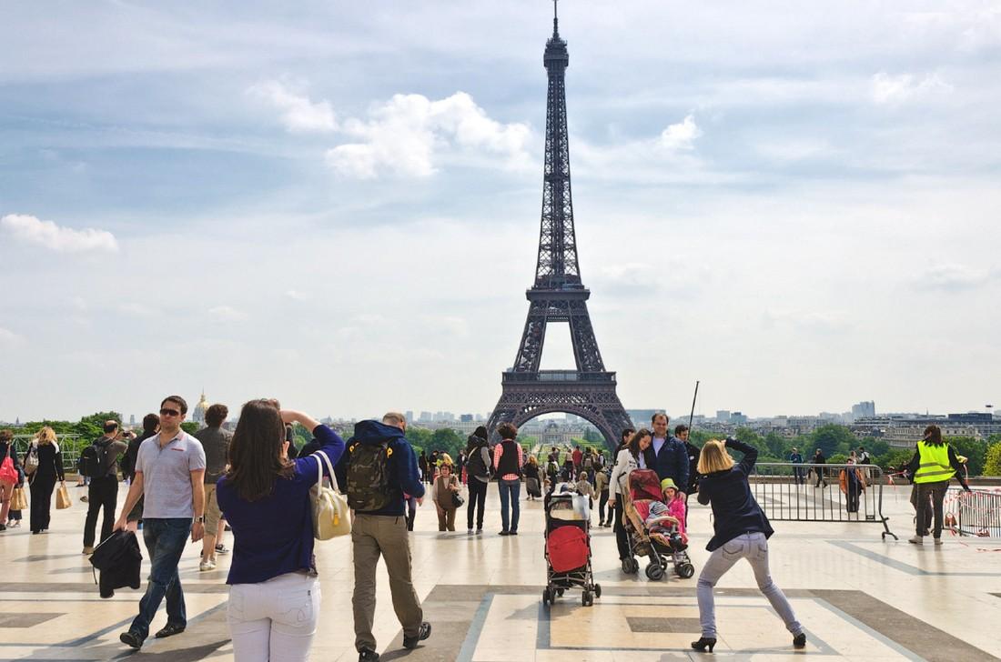 Туристам представили рейтинг самых фотографируемых достопримечательностей