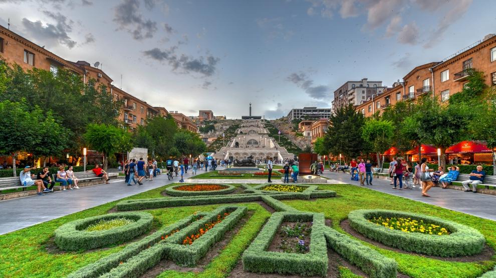 Туристы потратили в Армении за полгода на 120 млн долларов больше