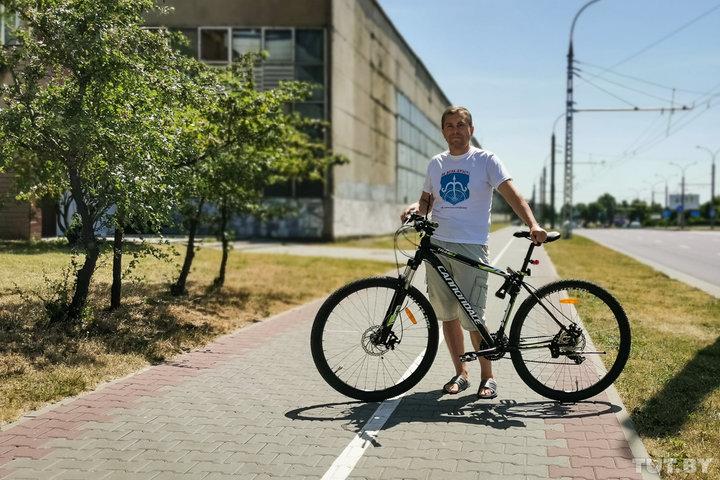 «Польша официально разрешила пересекать границу на велосипеде». Как брестчане делают свой город лучше
