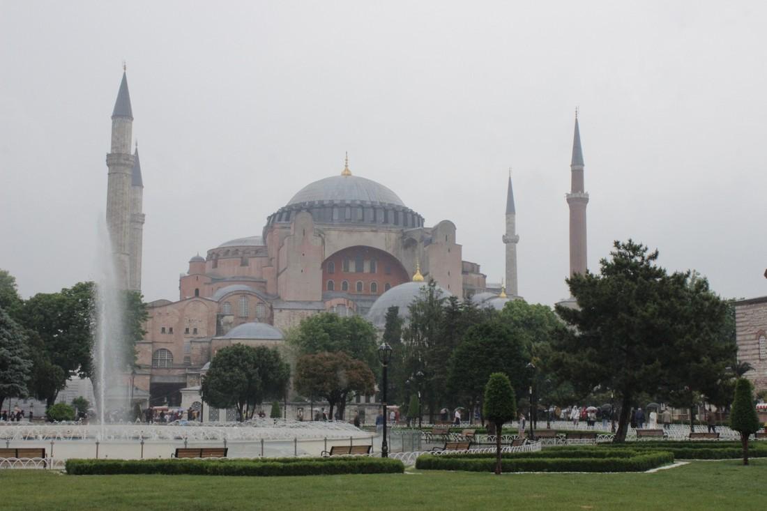 Стамбул отметил рекорд по турпотоку, Россия на третьем месте