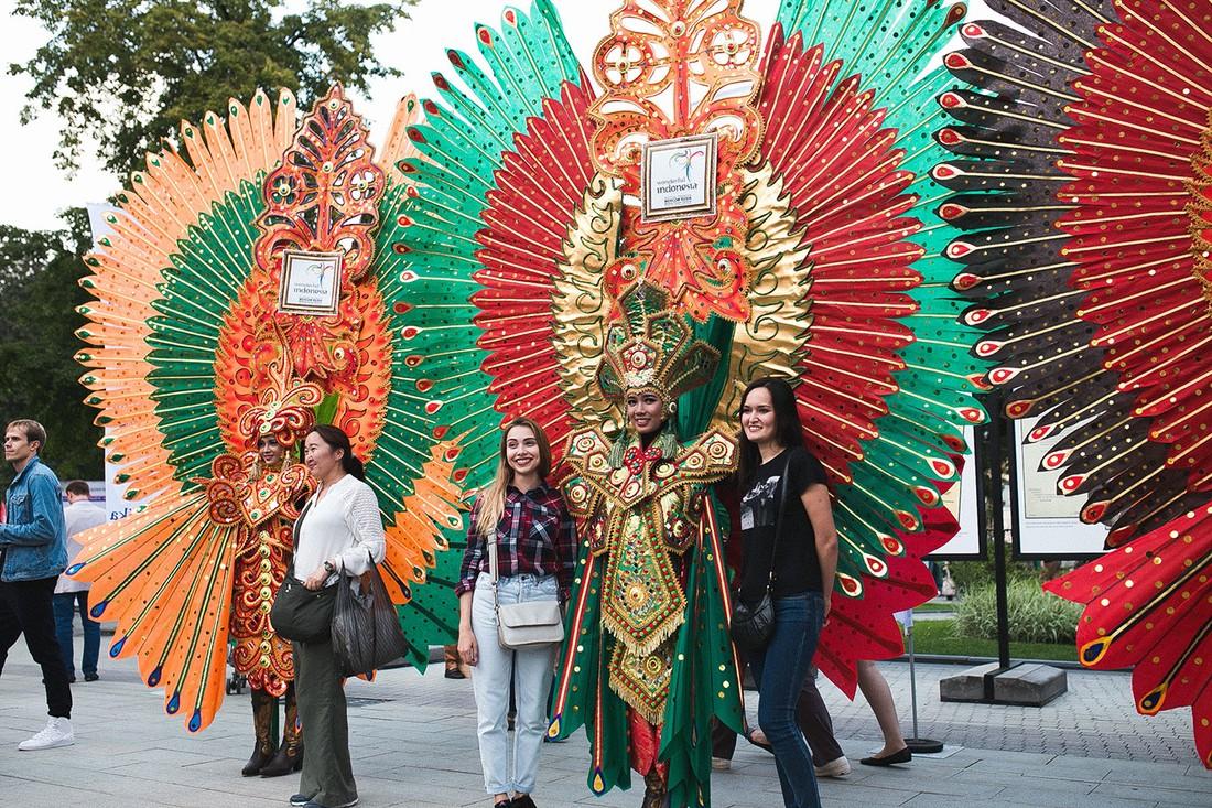 Индонезия пригласит туристов на фестиваль, а профессионалов туррынка – на бизнес-форум