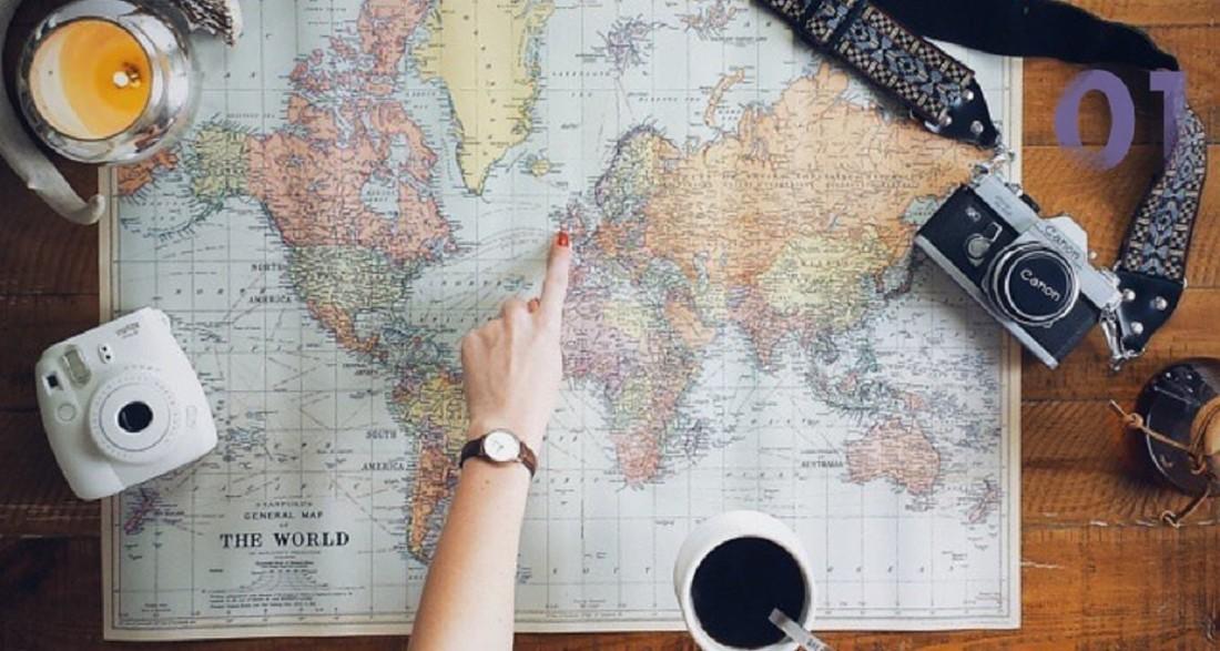 В голосовании о лучших странах для отдыха туристы выбрали Россию