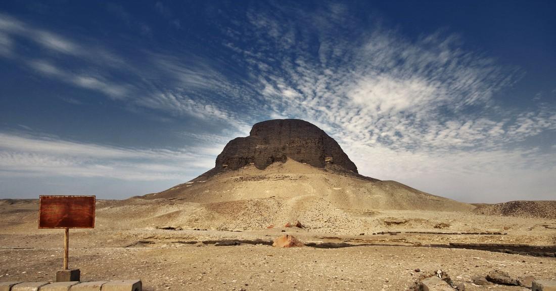 В Египте для туристов откроется новая пирамида