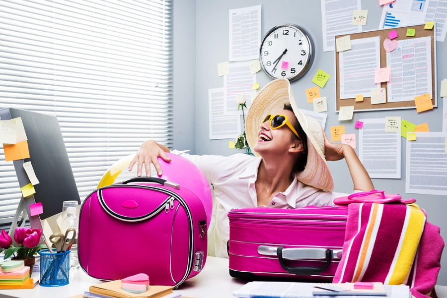 Треть туристов считают идеальным четырехнедельный отпуск