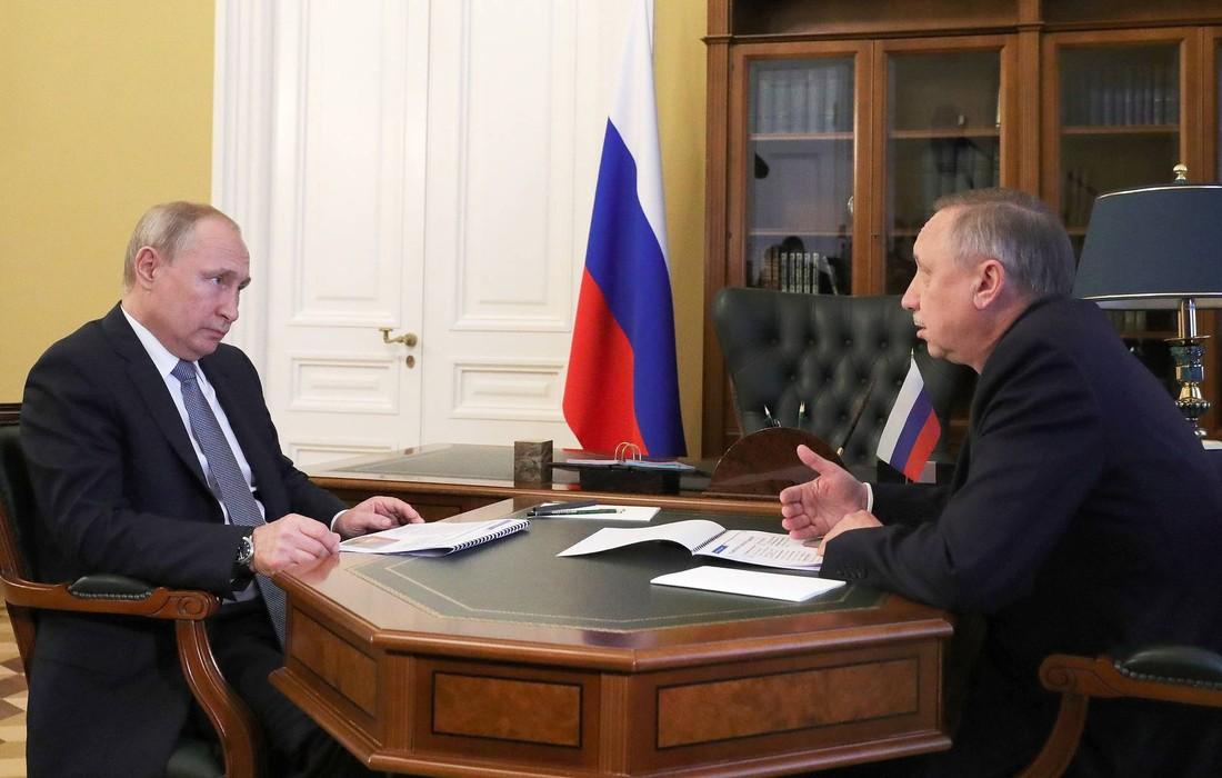 Путин дал добро на электронные визы для Питера и Ленобласти