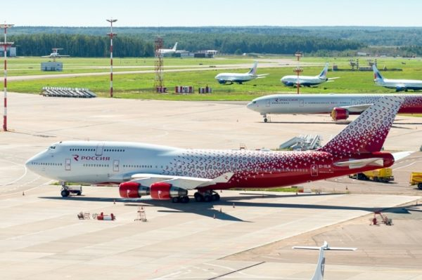 «Россия» восстановила рейсы на Шри-Ланку