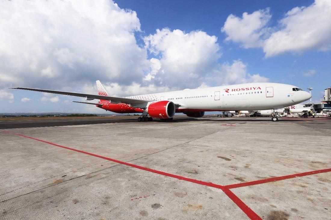 «Россия» возобновила прямые рейсы на Бали