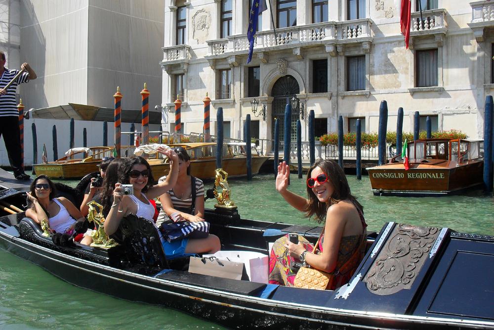 Венеция станет платной для туристов с 1 января 2020