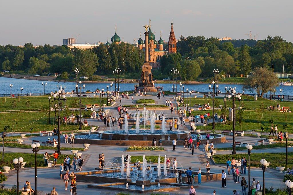 Чиновники отчитались о росте туризма в Ярославской области