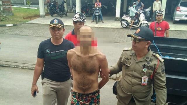 Очередной турист попал в психбольницу на Бали