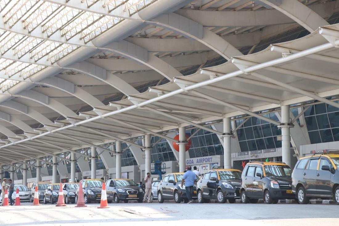 В Гоа продолжается забастовка таксистов, страдают туристы