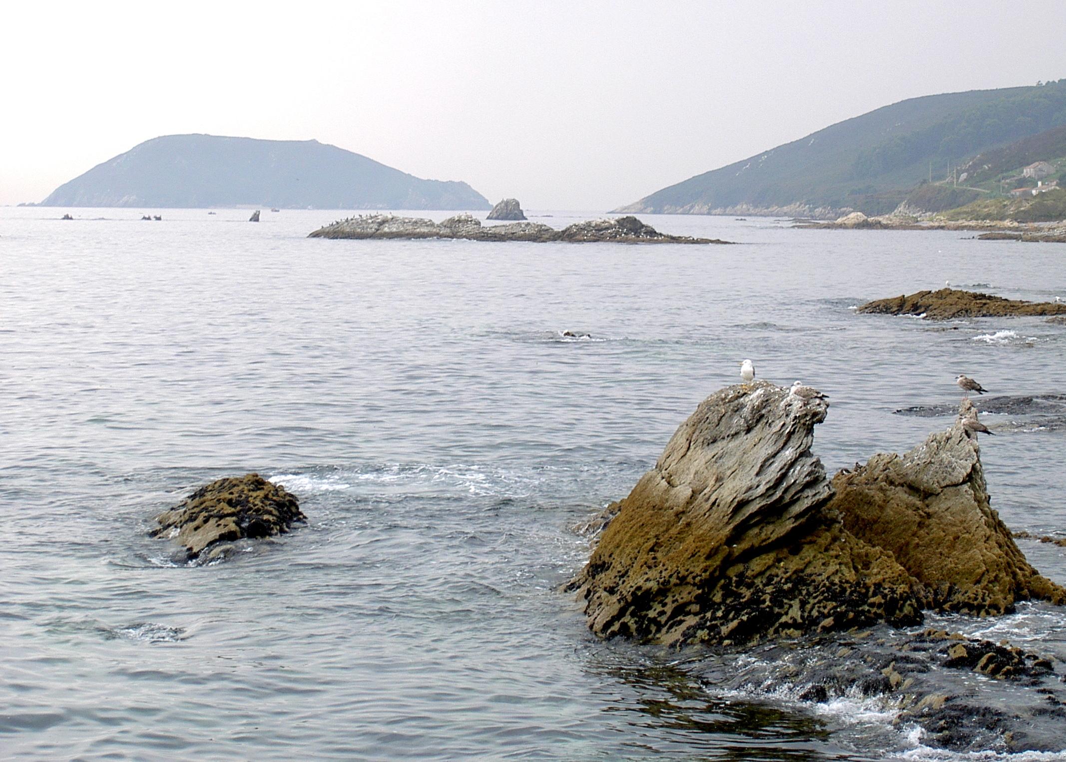Четыре привлекательных пляжа Северной Испании