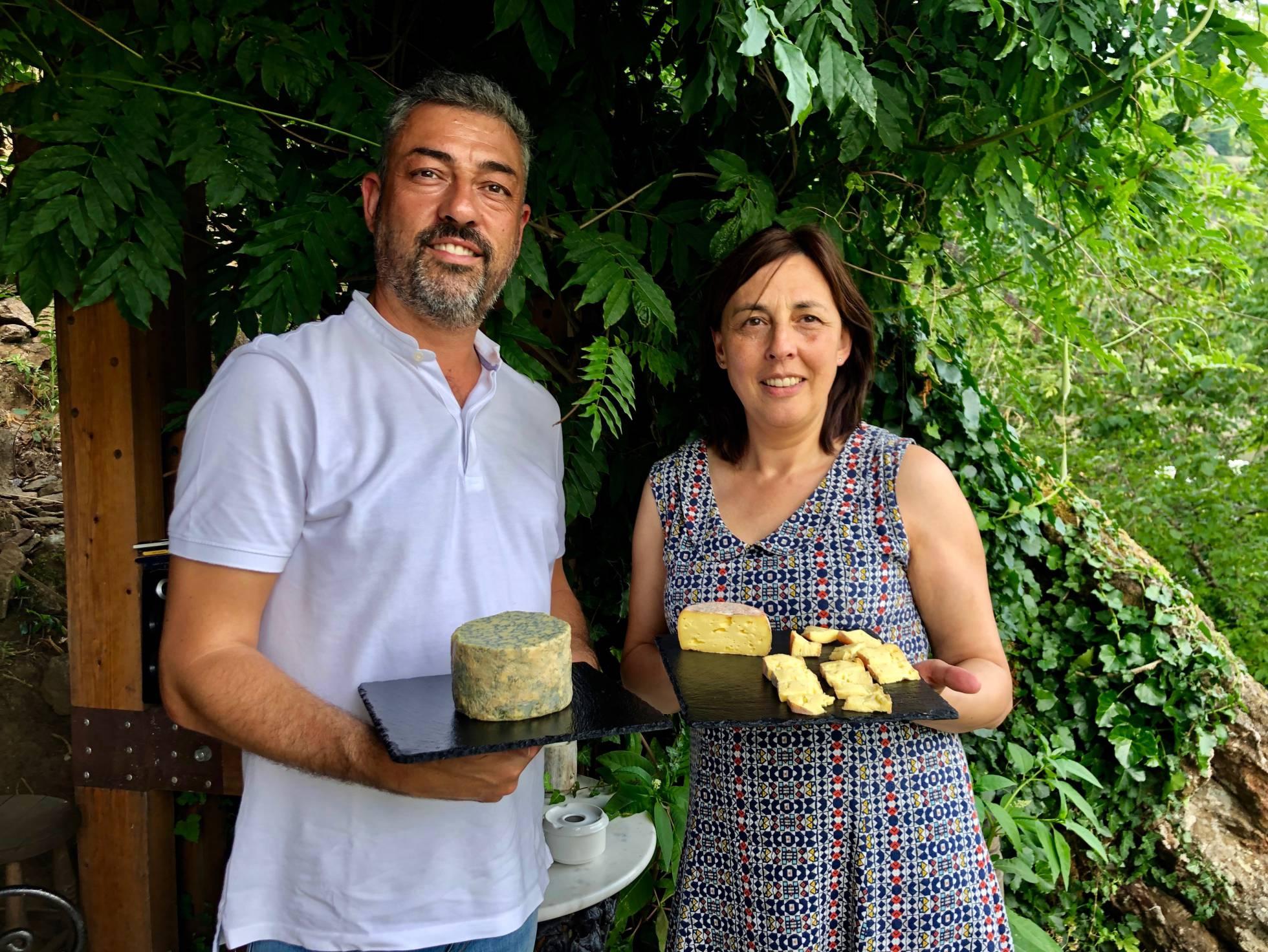 Лучший голубой сыр Испании  2019 года  производят в Галисии