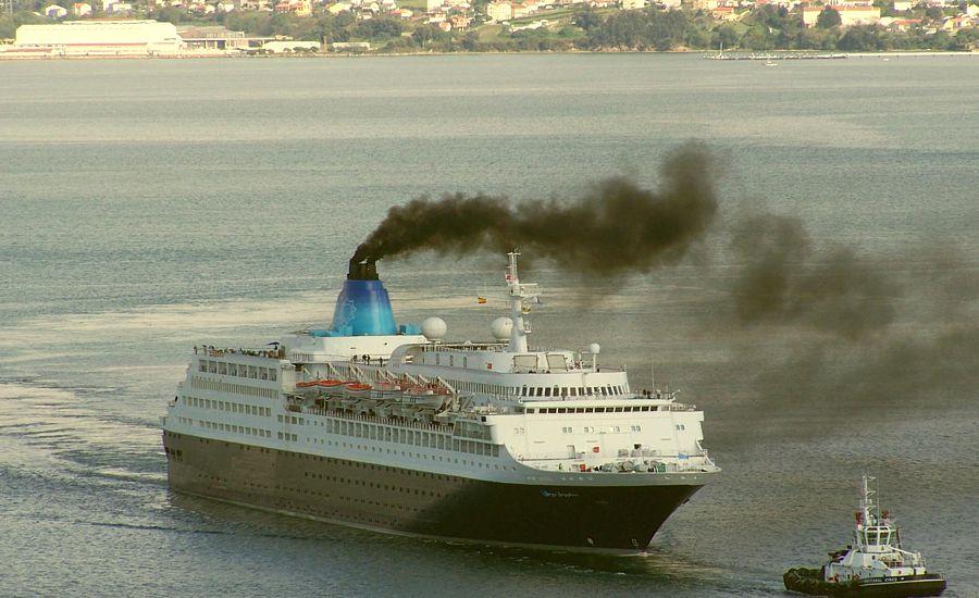 «Анекс» купил лайнер для круизов по Средиземноморью