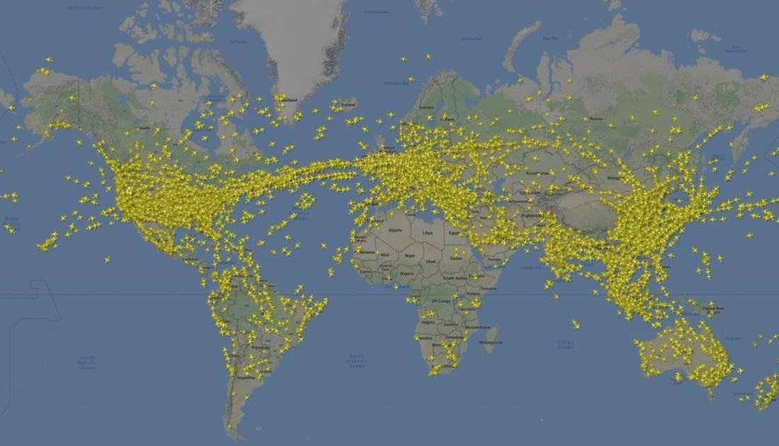 IATA назвала самую путешествующую нацию на планете