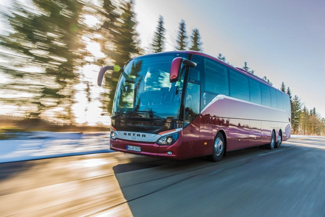 Москва закупит 110 туристических автобусов для сдачи в аренду туроператорам