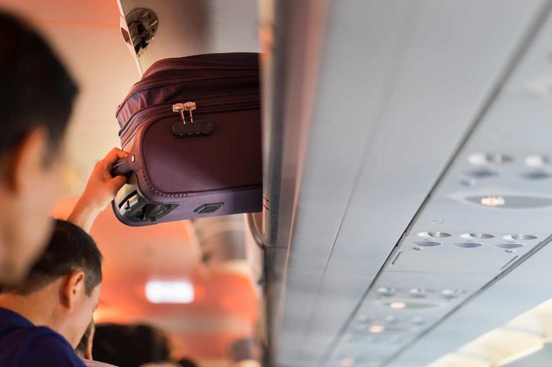 Число «безбагажных» туристов за четыре года выросло на 45%