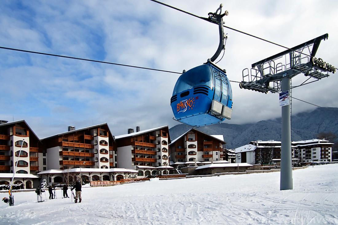 «Интурист» запустил раннее бронирование горнолыжных туров в Болгарию