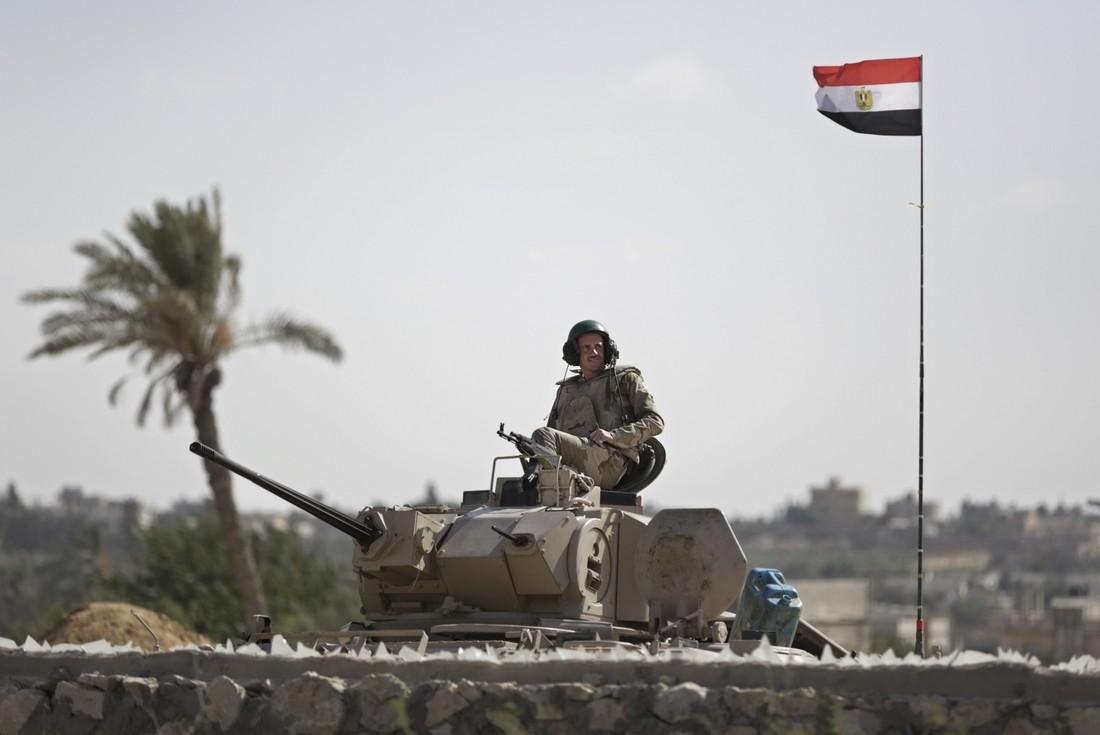 Силовики прибирают туризм в Египте к своим рукам