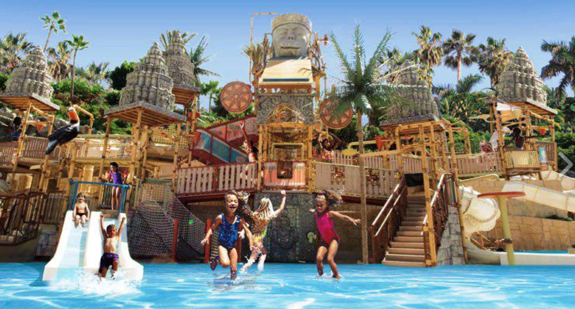«Сиам Парк» в Адехе – аквапарк номер 1 этого лета по рейтингу TripAdisor