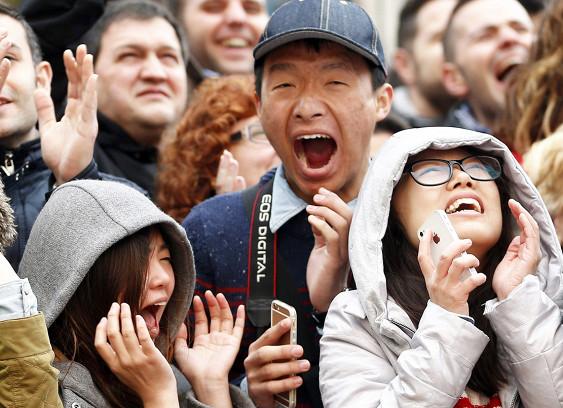Китайская академия туризма: наши туристы тратят за рубежом $130 млрд