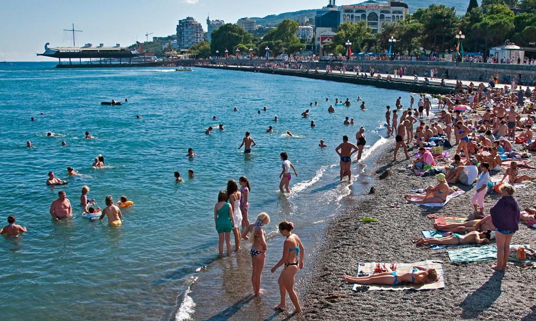 Крым посетили более 4 млн туристов