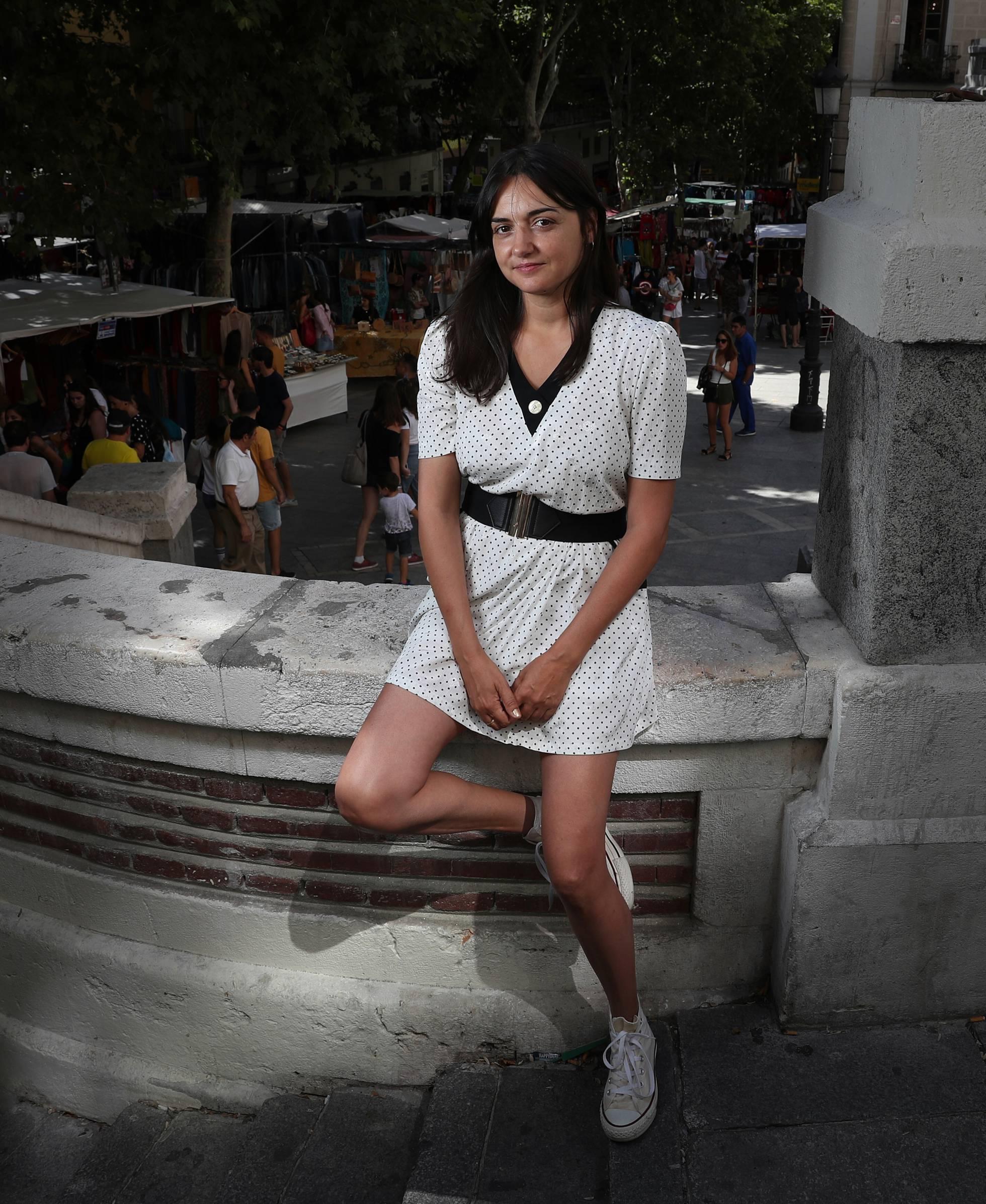 Фотограф из Мадрида создает фотоисторию рынка Эль Растро