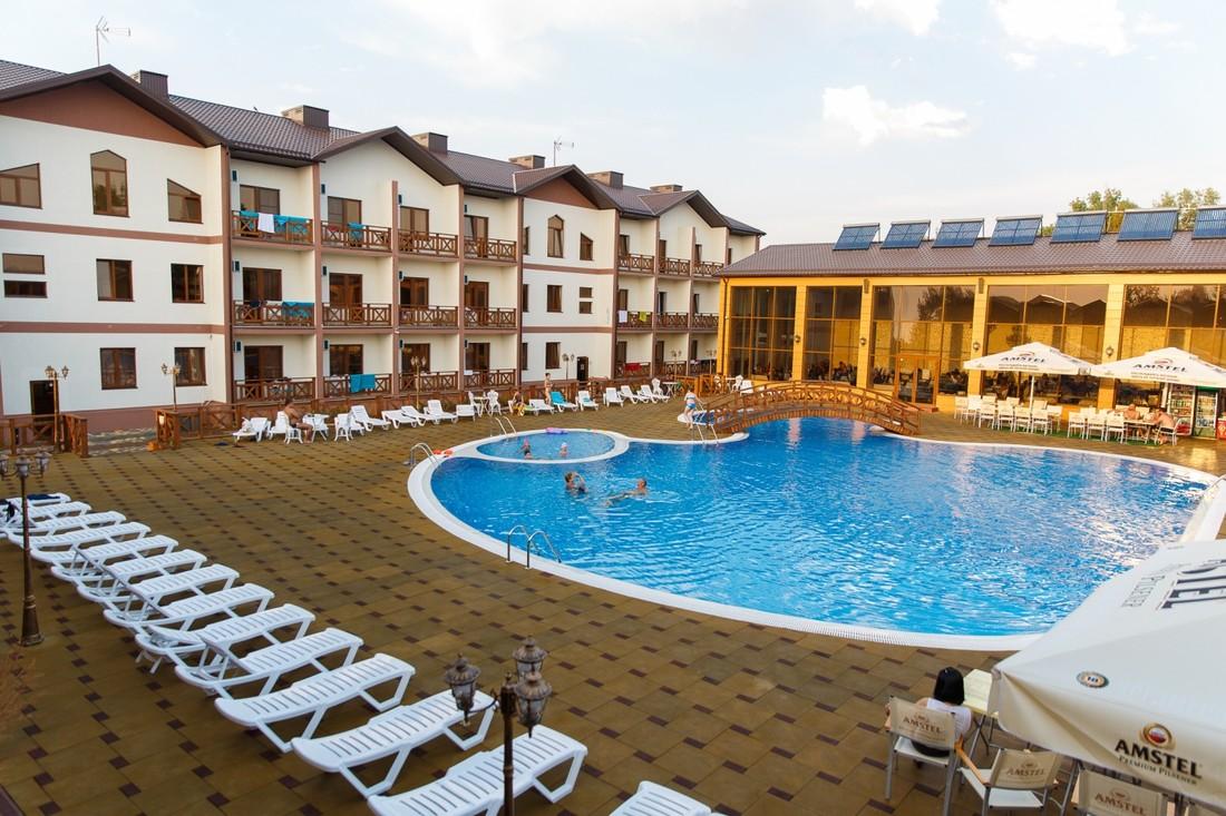 На Кубани на четверть увеличилось число отелей All Inclusive