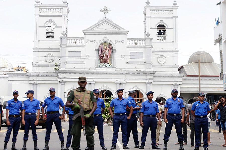 МИД РФ призывает туристов на Шри-Ланке к бдительности, несмотря на отмену ЧС
