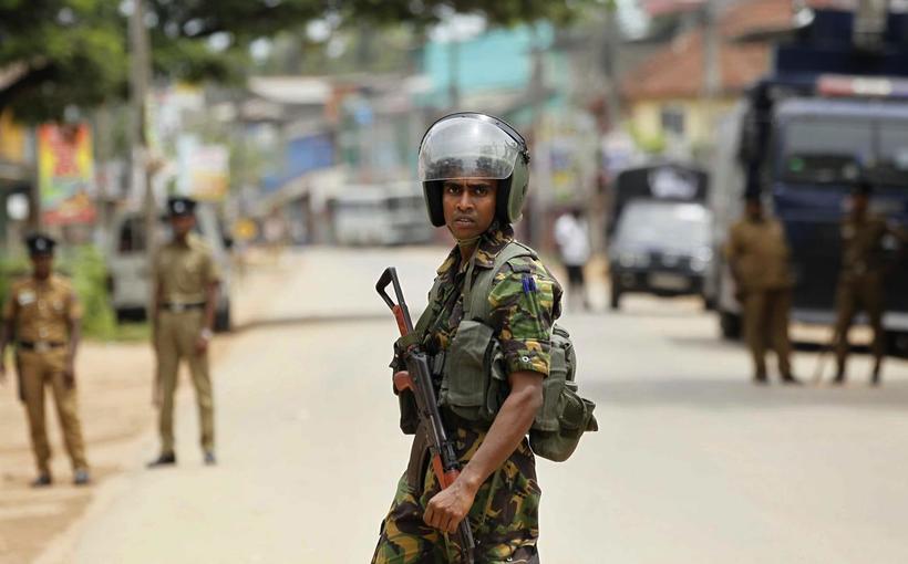 Ростуризм допустил туристов на Шри-Ланку