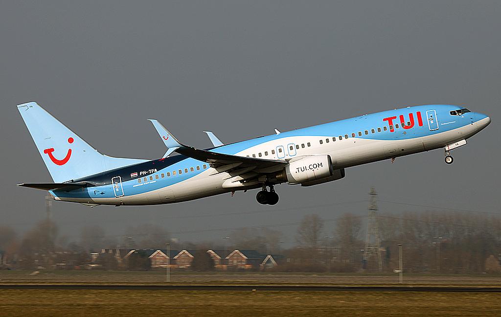 Boeing-737 MAX обрушил прибыль немецкой TUI на 46%