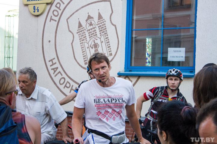 Сегодня в Могилеве - снова бесплатная экскурсия. В этот раз расскажут о литературе