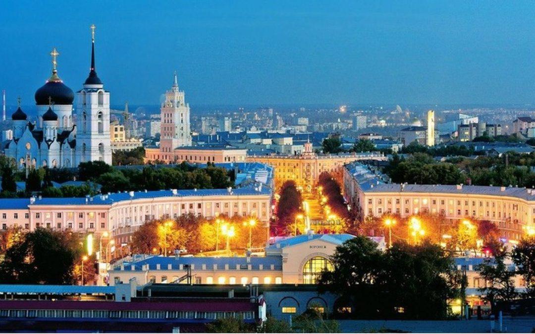 Воронеж: полная туристическая статистика