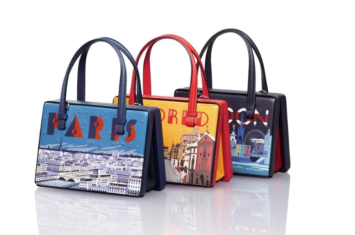 Знаменитый испанский бренд LOEWE выпустил новую культовую сумку