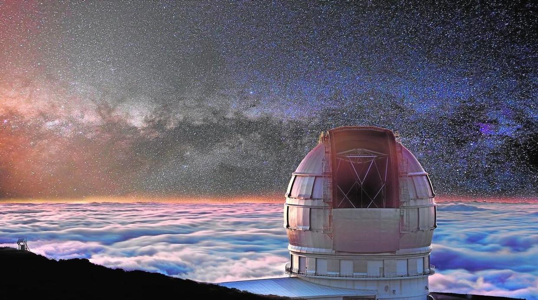 Одно из лучших мест для наблюдения за звездами находится в Испании