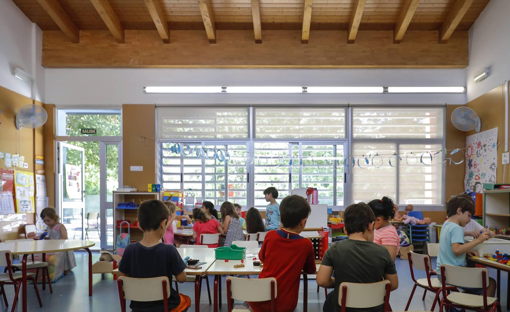 Как родители в Испании выбирают школу для своих детей?