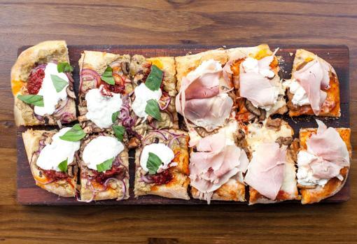 Три пиццерии из рейтинга лучших в Европе находятся в Испании