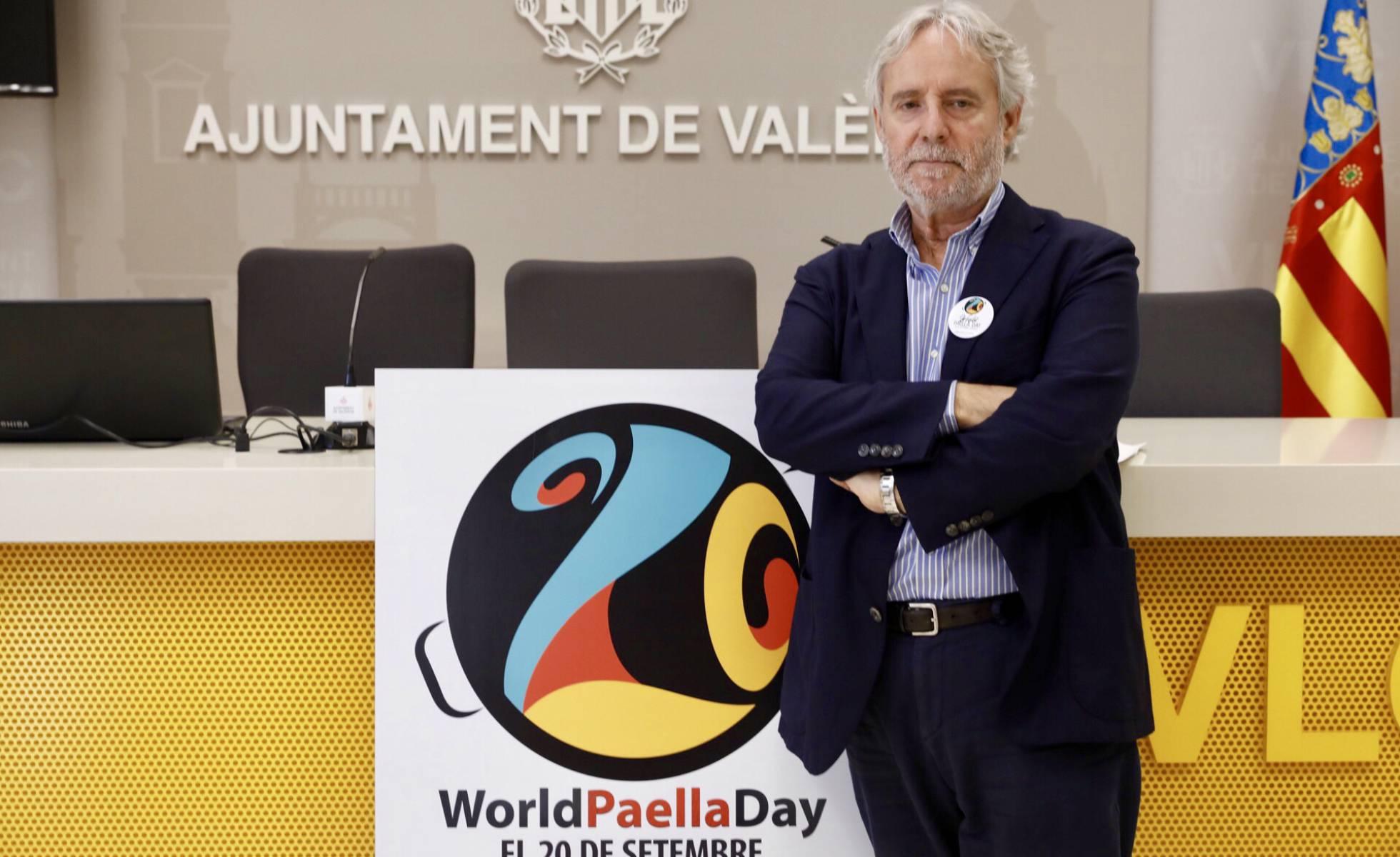 Международный день паэльи в разных уголках мира