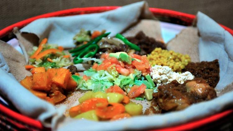 Пробуем африканскую кухню в Барселоне