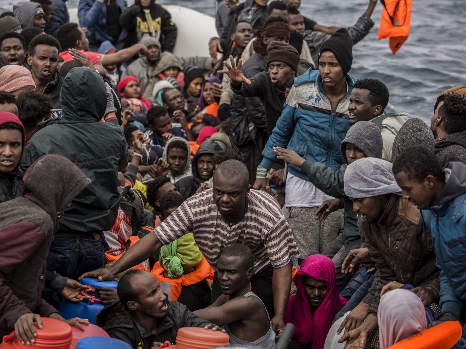 15 мигрантов, спасённые Open Arms, прибыли в Испанию