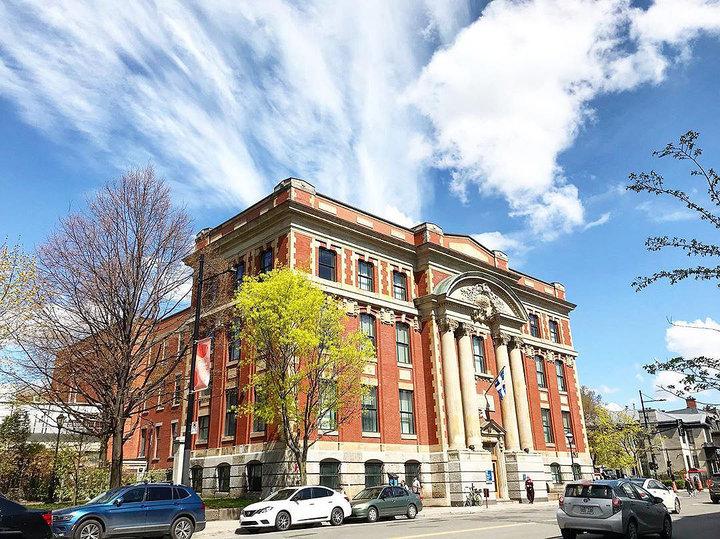 Школа изящных искусств, Монреаль. Фото: DANIMIRANDA_PHOTO/INSTAGRAM.COM