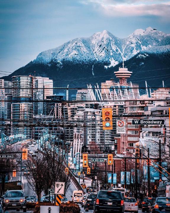 Ванкувер. Фото: NICK_VANCITY/INSTAGRAM.COM