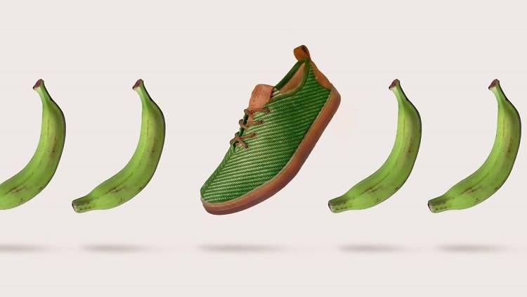 Каталонская компания создает биоразлагаемые ботинки из банановых волокон