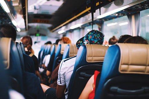 Компания «Поехали в Крым» предлагает услуги рейсовых автобусов Одесса-Симферополь