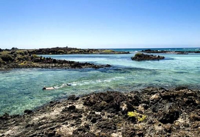 Маленький испанский остров, который в течение дня может посетить ограниченное количество человек