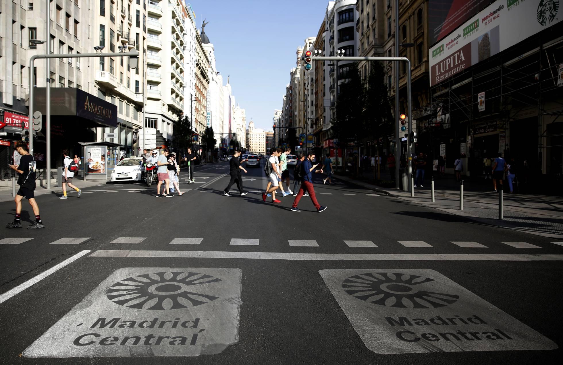 Мадрид стал самым чистым городом в рамках программы по защите окружающей среды в Европе