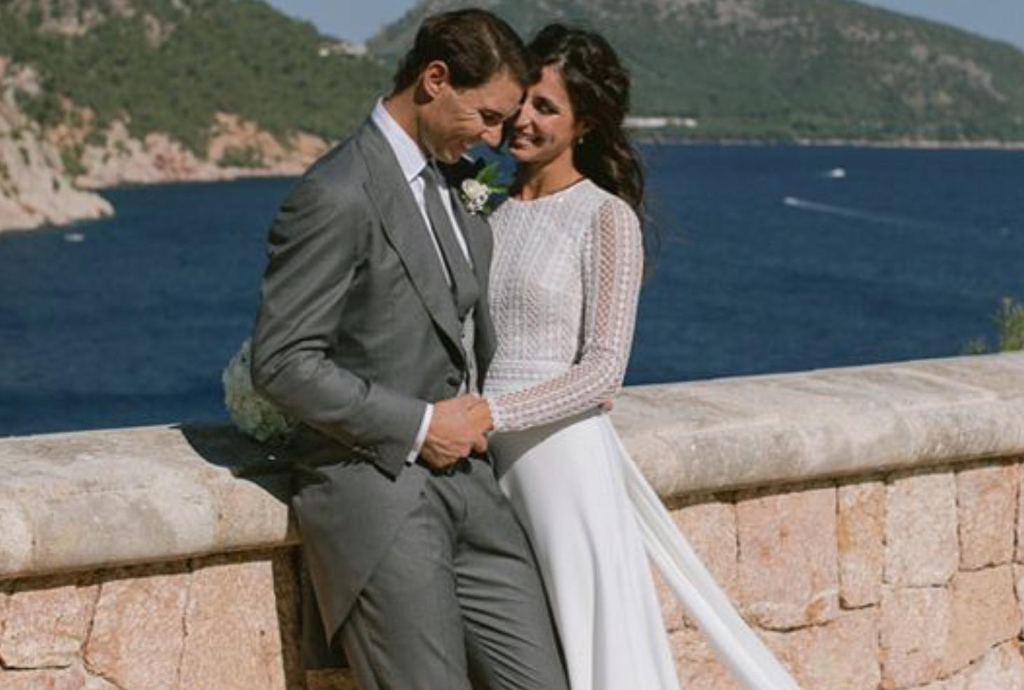 Рафа Надаль женился на девушке, с которой встречался 15 лет